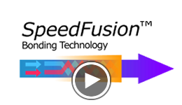 SpeedFusion Bandwith Bonding